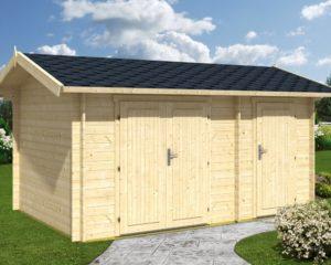 garden shed fred 10m 42 x 27 m 28mm - Garden Sheds 2 X 2