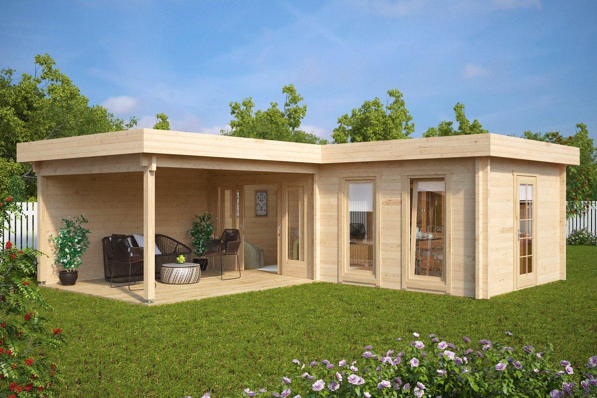 Double Glazed Garden Rooms