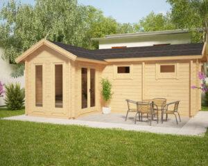 Sauna Cabin Oliver III